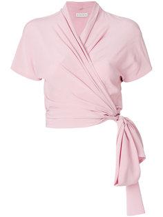 блузка с запахом Etro