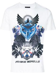 футболка с графическим принтом Frankie Morello