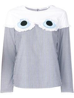 полосатая блузка Vivetta