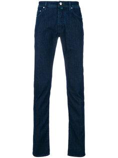 эластичные джинсы со средней посадкой Jacob Cohen