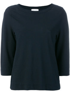 свитер с вырезом-лодочкой  Zanone