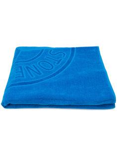 полотенце с логотипом Stone Island