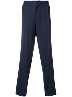 классические расклешенные брюки  Salvatore Ferragamo