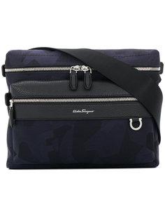сумка на плечо с застежкой-молнией Salvatore Ferragamo