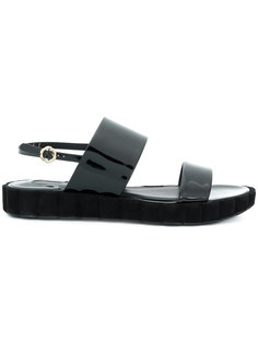 сандалии с ремешками Salvatore Ferragamo