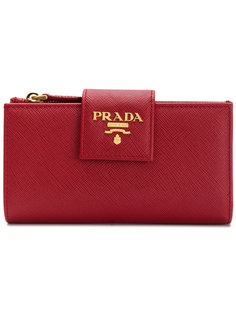 большой кошелек Saffiano Prada