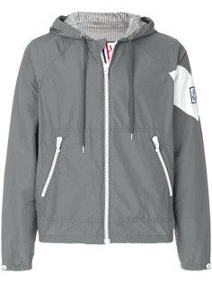 hooded jacket Moncler Gamme Bleu