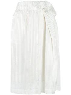 textured over-the-knee skirt Stella McCartney