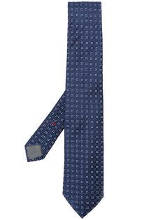 галстук с вышивкой Delloglio