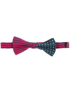 галстук-бабочка с комбинированным принтом Etro