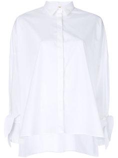 асимметричная рубашка  Fay
