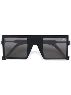 солнцезащитные очки в квадратной оправе Vava