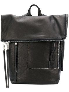 рюкзак с откидным верхом Rick Owens