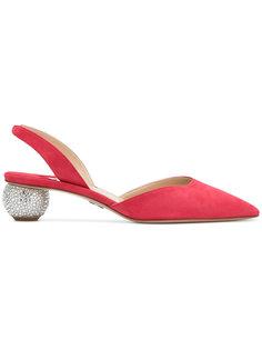 туфли-лодочки Rea Ankara с открытой пяткой Paul Andrew