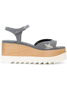 джинсовые сандалии Elyse Star Stella McCartney