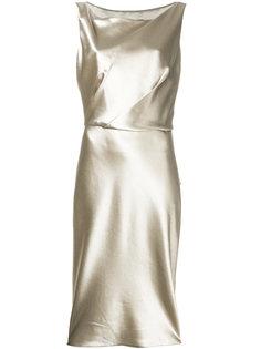 платье миди без рукавов  Nili Lotan