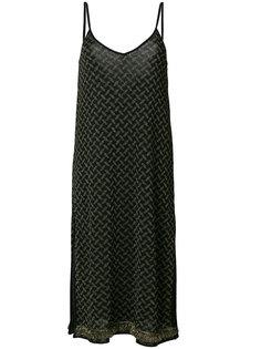 платье с узором  Lala Berlin