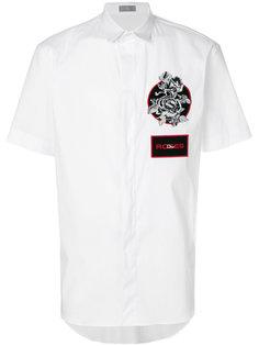 рубашка с аппликацией Dior Homme