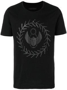 футболка с короткими рукавами с принтом Frankie Morello