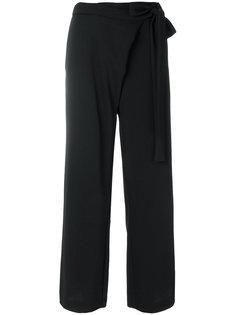 брюки палаццо на завязках P.A.R.O.S.H.