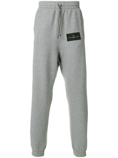 спортивные брюки с нашивкой логотипа Golden Goose Deluxe Brand