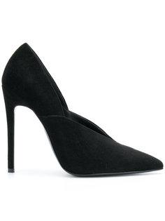 туфли с заостренным носком Victoria Beckham