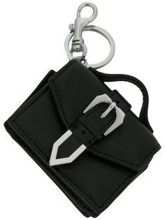 брелок в виде сумки Versus