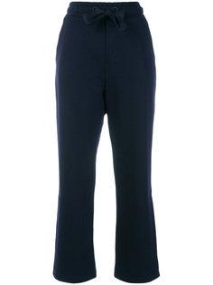 укороченные спортивные брюки Moncler