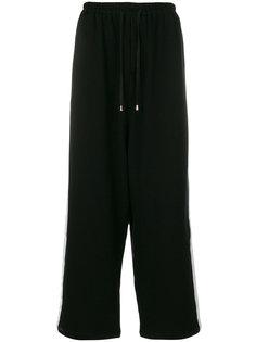 wide tuxedo sweat pants Unconditional
