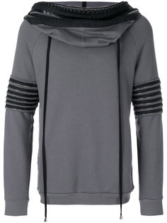 funnel neck hoodie Unconditional