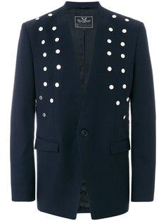 studded detail blazer Unconditional