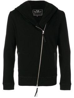 biker zip hoodie Unconditional