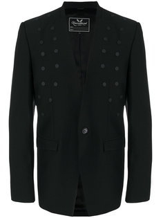 cut-away studded jacket Unconditional