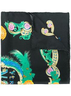 printed scarf Versace