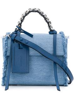 сумка-тоут с цепочной ручкой Elena Ghisellini