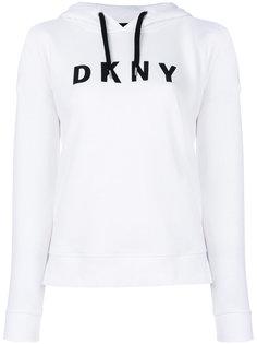 худи с логотипом DKNY