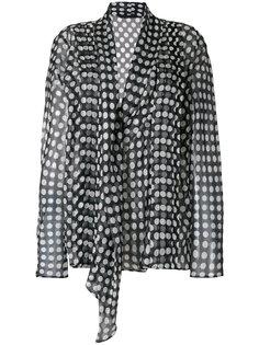блузка в горох  Haider Ackermann