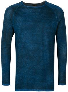 свитер с эффектом потертости Avant Toi