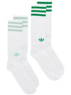 комплект из двух пар носков  Adidas
