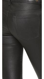 AG Skinny Leather Pants