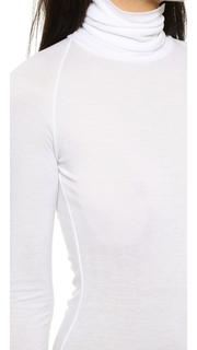 Alix Varick Turtleneck Bodysuit