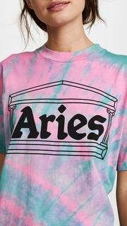 Aries Temple Print Tee