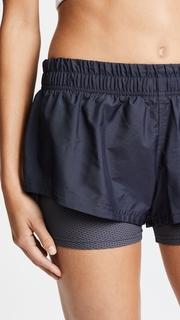 adidas by Stella McCartney Run 2 in 1 Shorts