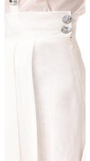 A.W.A.K.E. Pleat Short Skirt Awake