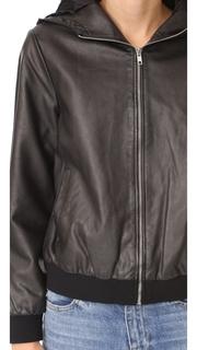 BB Dakota Lucca Hooded Jacket