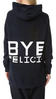 Baja East Long Sleeve Sweatshirt