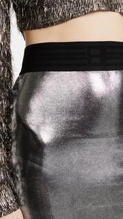 Baja East Long Skirt with Slit