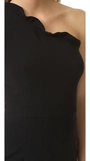 Black Halo Pravella Sheath Dress