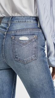 Derek Lam 10 Crosby Tali Authentic Skinny Jeans