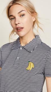 Etre Cecile Banana Polo Shirt